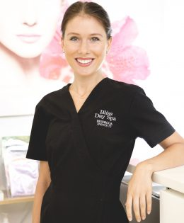 Justine Vicknair | Salon Assistant