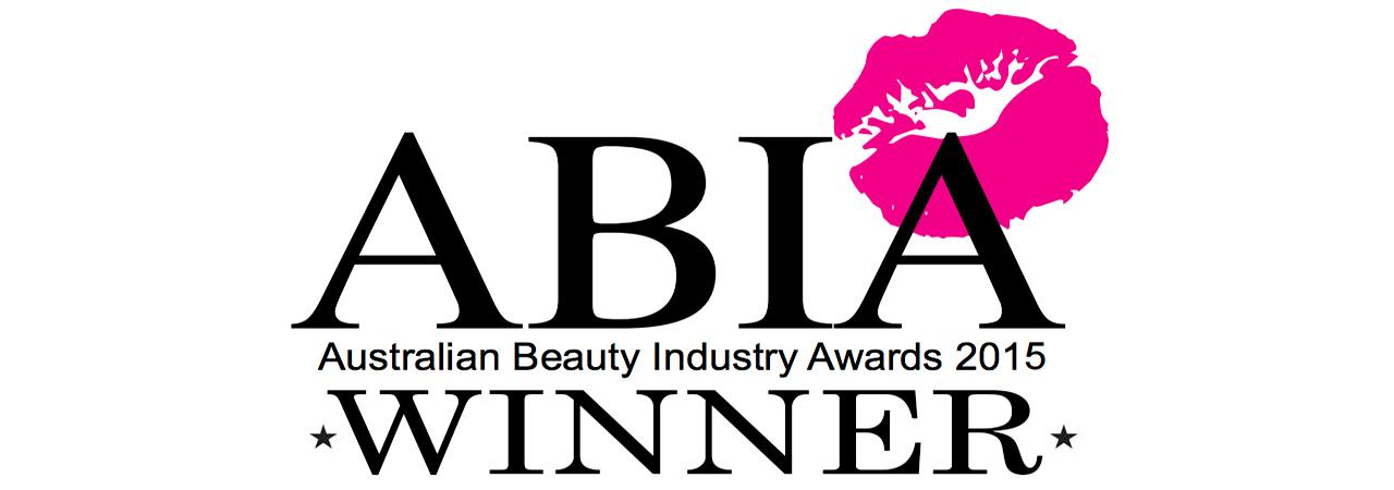 ABIA Beauty Therapist of Year Winner 2015