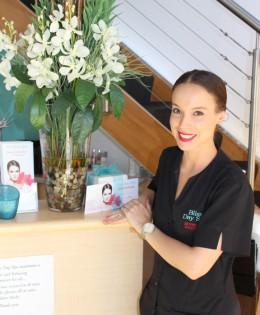 Georga Clarke   Beauty Therapist