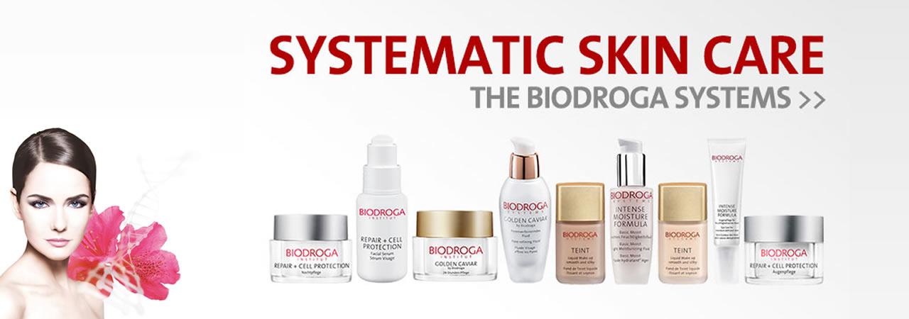 BIODROGA Systematic Skin Care