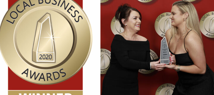 Local Business Awards- Winner